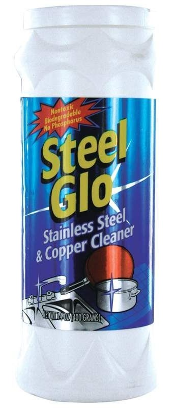 Copper , Chrome , Stainless Steel Cleaner